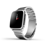 Pebble taking preorders on its Time Steel smartwatch