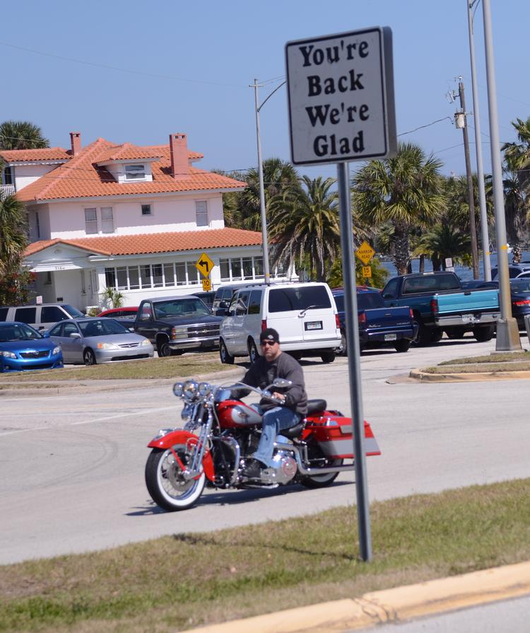 The bikers are back, and local businesses are glad as Bike Week kicks off in Daytona.