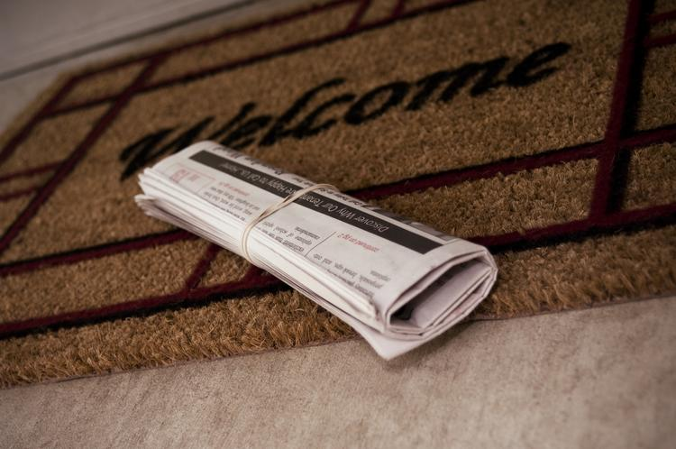 The Cleveland Plain Dealer has become the latest paper to say it's cutting home delivery.
