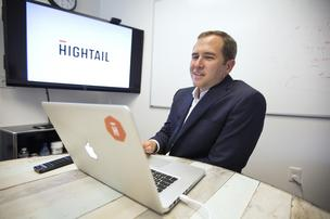YouSendIt CEO Brad Garlinghouse has changed the name of the company to Hightail.