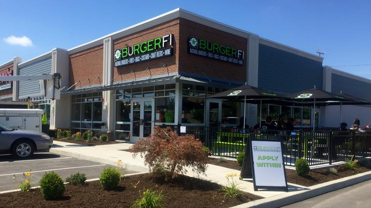 The owners of Lia Auto Group partnered with Angelo Mazzone to bring BurgerFi to the region.