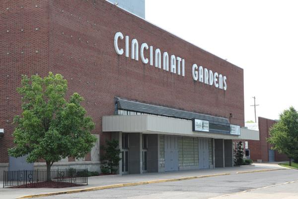 The Robinson family is planning to sell Cincinnati Gardens.
