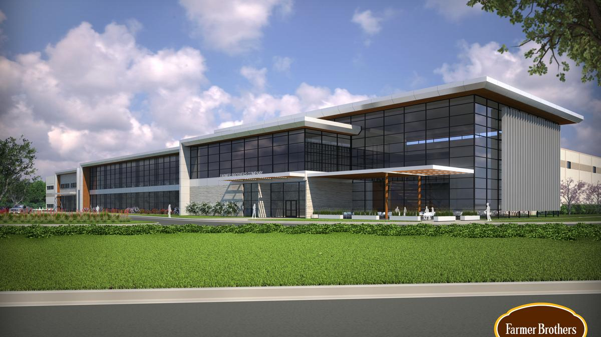 Toyota Of Plano >> Farmer Brothers (Nasdaq: FARM) unveils design of its new $65 million headquarters in Northlake ...