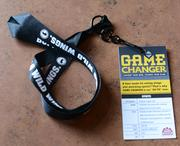 Buffalo Wild Wings servers will wear a lanyard around their neck with taste profile information about Game Changer beer so that they can accurately teach guests about the new beer.