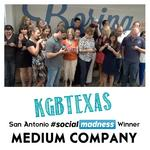 Levity and brevity: How KGBTexas won a championship spot in San Antonio's Social Madness contest