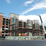 Metro Centre in Owings Mills is getting its first office building