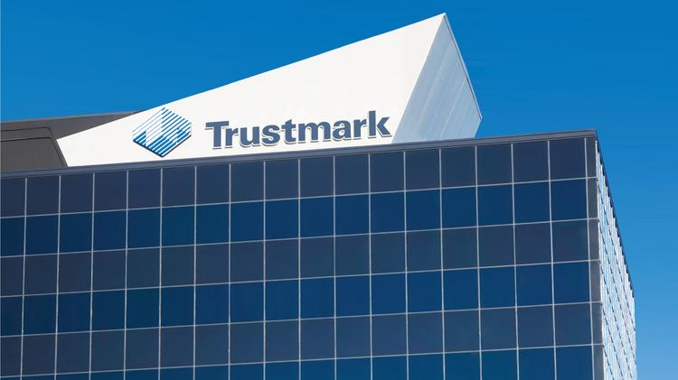 trustmark corp nasdaq trmk and rb bancorporation will merge into