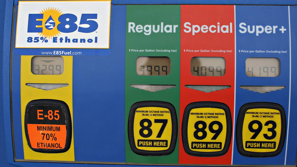 Flex Fuel Gas Stations >> San Diego Renewable Fuel Company Starts Selling In