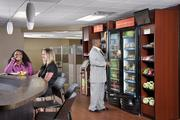 Kansas City-based Company Kitchen retrofits office break rooms with unmanned kiosks of salads, sandwiches and other healthy options not typically found in office vending machines.