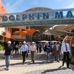 FIRST LOOK: Dolphin Mall gives a sneak peek of soon-to-open restaurant plaza