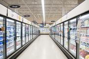 New lighting/refrigeration at Fridley Cub Foods