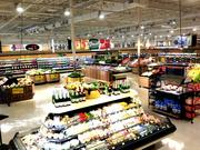 Renovated Fridley Cub Foods produce section