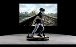 Houston crowd goes wild for new local virtual reality gaming device (Video)