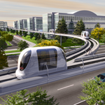 Austin's futuristic rapid transit pod system: Can <strong>Garriott</strong> pull it off?