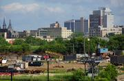 The UWM school is seen as a catalyst to spur further development in the surrounding area.