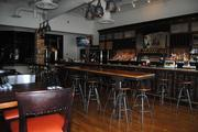 Cask & Larder's bar, which features craft-brewed beer