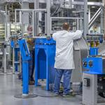 Alevo making battery components in Concord as it nears production line completion