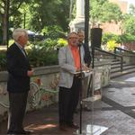 Hemming Park snags $75,000 private donation from local attorney