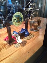 Cask & Larder's award winning brews are made on-site twice weekly, said Brewmaster Ron Raike.