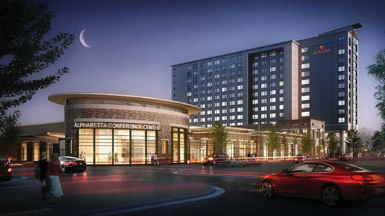 Hotel boom may add 600 rooms in Alpharetta - Atlanta Business Chronicle