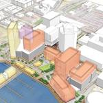 Proposed office sites may lure companies eastward