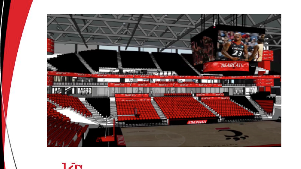 Uc details arena renovation timeline seating plans exclusive