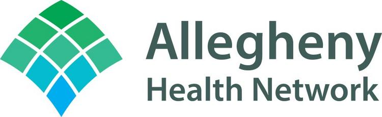 The new Allegheny Health Network logo.