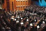 Milwaukee Symphony Orchestra in performance
