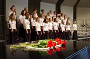 """Milwaukee Children's Choir, performing """"And all that Jazz."""""""
