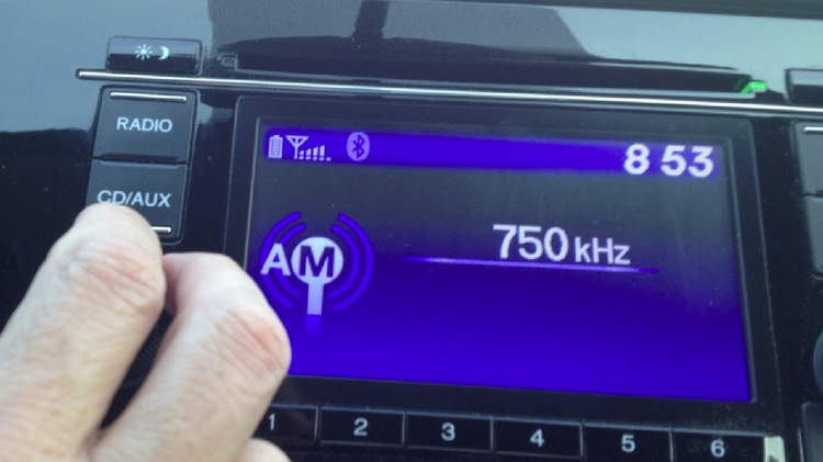 New 'smart' FM/AM auto scanner finds radio stations for you