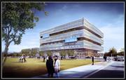 NBBJ is designing the 680,000-square-foot campus for Samsung Semiconductor Inc.