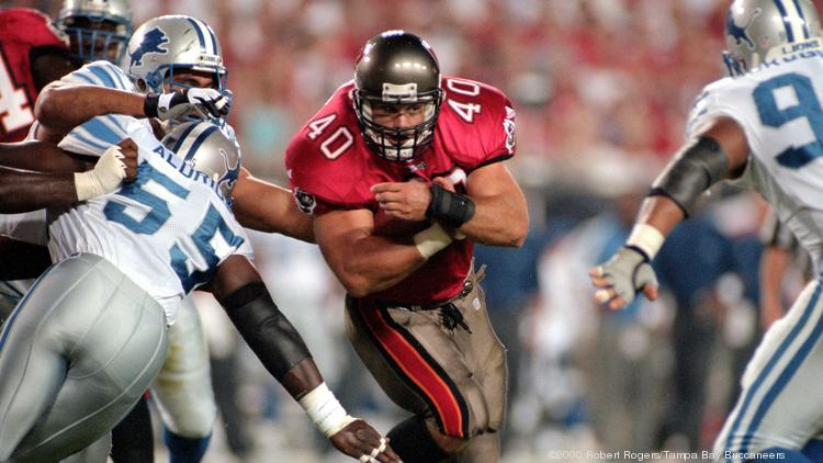 Official Nike Jerseys Cheap - Buccaneers in business: Mike Alstott reflects on his business ...