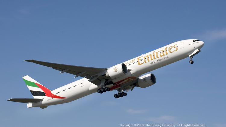 Emirates will soon use a Boeing 777 on the world's longest commercial airline route.