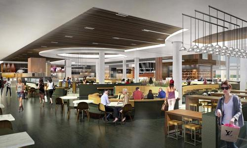 8d2656672e3 Here is what Westfield Valley Fair s new  dining terrace  will look like - Silicon  Valley Business Journal