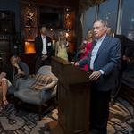 'Pink Tie Guy' fundraiser honors Bud Selig, raises money to fight breast cancer: Slideshow