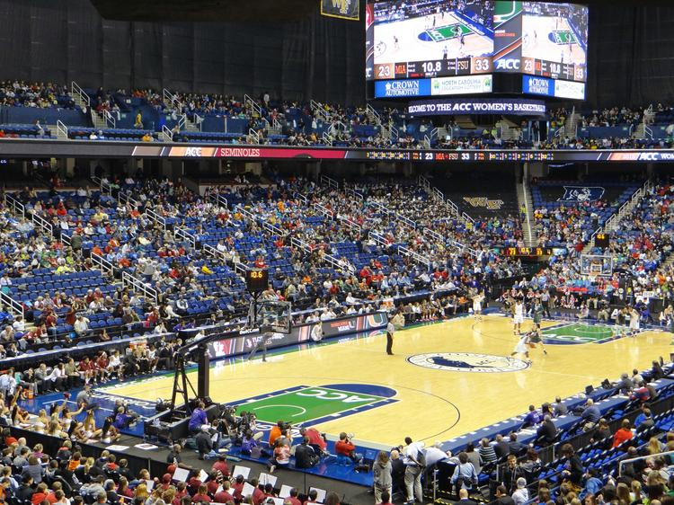 The first phase of renovations at the Greensboro Coliseum Complex was completed just in time for the ACC tournaments and are part of an overall $24 million package of upgrades and expansions slated to be completed by 2016.