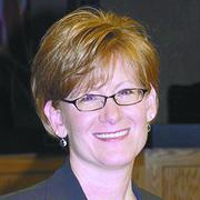 Shelley Dickstein, assistant city manager for Dayton