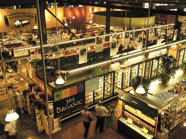 Whole Foods announced recently that its new store at The Domain will open in January.