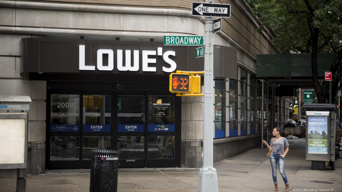 Lowe s opens its first urban-oriented home-improvement store in Manhattan -  New York Business Journal 6263a8f37e3