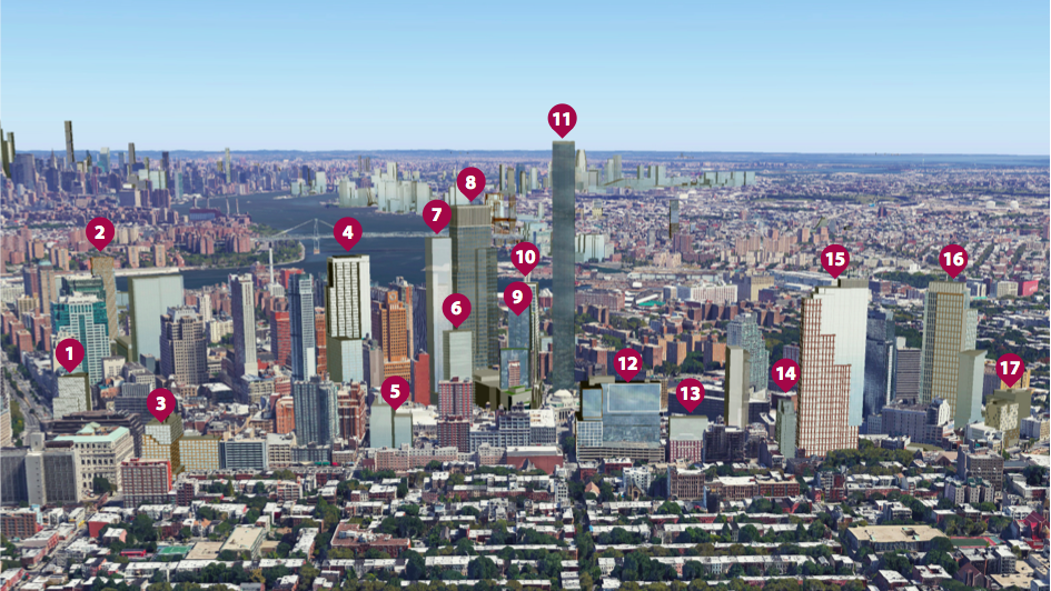 Cityrealty Survey Of Brooklyn Building Shows 22 000 New
