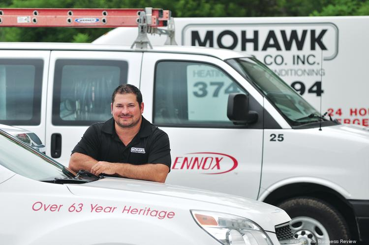As business activity picks up, companies like Kris Spezza's Mohawk Heating are investing in their vehicle fleets again.