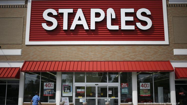 Staples has a new permanent CEO.