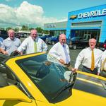 For Western New York auto dealers, the family comes first