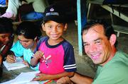 Ken Jaeger helped build an orphanage in Nicaragua, providing a home for many abandoned children.