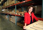 Margaret Wong, who owns three companies in Sacramento, is building a wholesale market and private trade office in Suzhou, China.