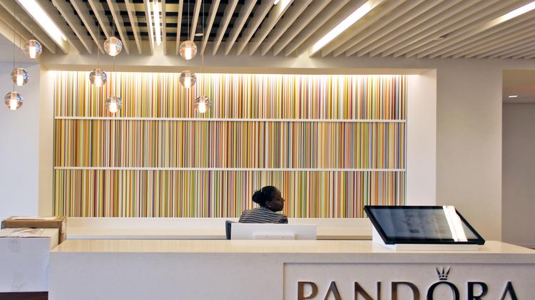 Pandora S Downtown Hq Captures Certain Energy Or Vibe