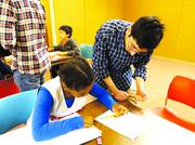 IntelliChoice provides free tutoring in math for underprivileged children at neighborhood learning centers in Carrollton, Denton, East Plano, Garland, Oak Cliff and South Dallas.
