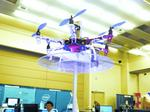 Tech Titans of the Future: Drone-based Wi-Fi emergency network