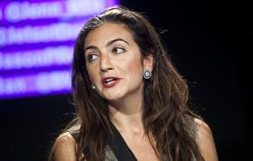 Jennifer Hyman, chief executive officer and co-founder of Rent the Runway, speaks during a panel discussion at the Bloomberg Empowered Entrepreneur Conference in New York, in 2011.