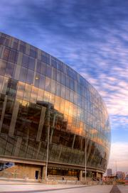 Sprint Center has attracted 5.6 million visitors, while employing 500 and supporting an additional 329 jobs in the city, 830 jobs in the metro area and 858 throughout Missouri.